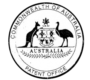 Australian and international design patent