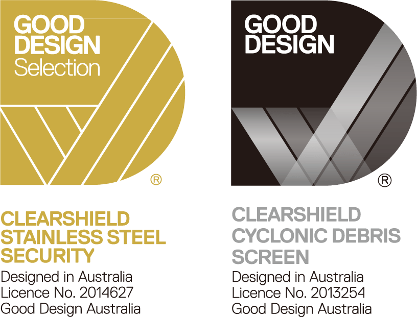Good-Design-Award-Clearshield-Stainless-Steel-Security-Cyclonic-Debris-Screen