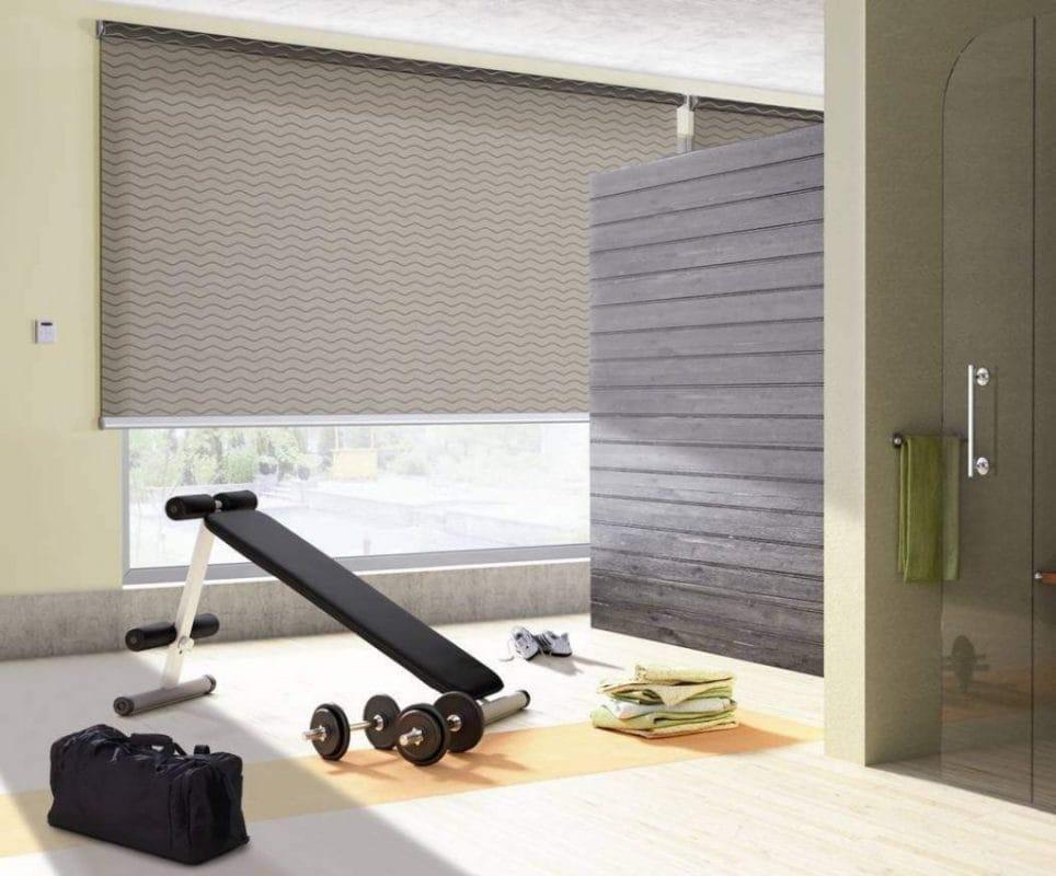 large roller blinds melbourne