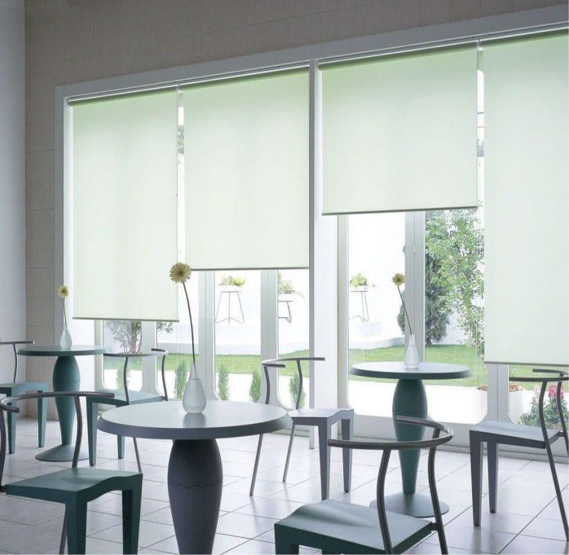 office roller blinds melbourne