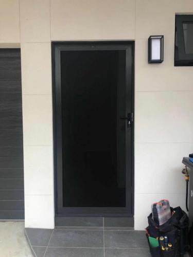Standard Hinged Security Doors