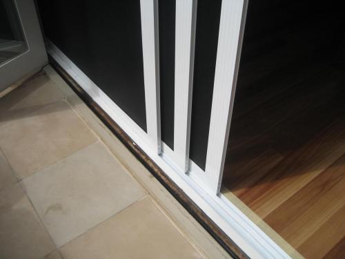 Stacker Security Doors